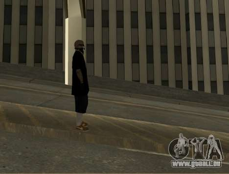 Vagos Skin Pack für GTA San Andreas her Screenshot