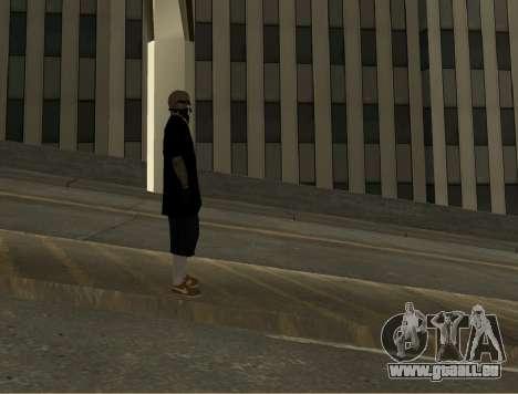 Vagos Skin Pack für GTA San Andreas her Screenshot