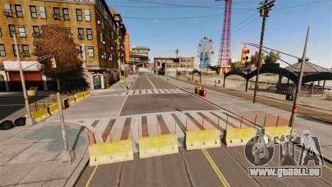 Street Race Track für GTA 4