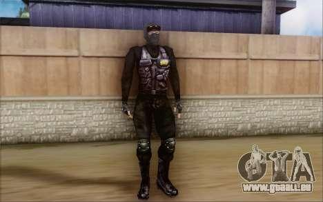 SWAT de Postal 2 pour GTA San Andreas