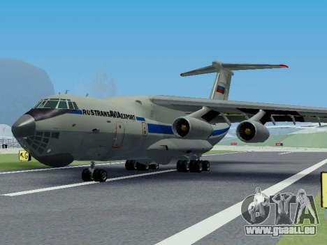 Il-76td v1. 0 für GTA San Andreas