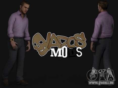 La Cosa Nostra HD Pack pour GTA San Andreas deuxième écran