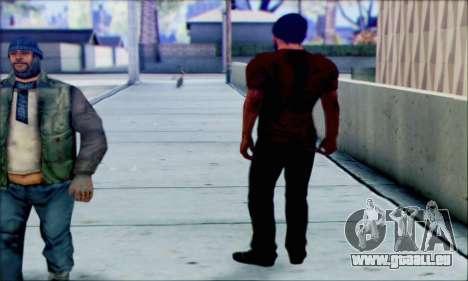 Grant Brody de Far Cry 3 pour GTA San Andreas troisième écran