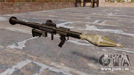 Panzerabwehr-Granatwerfer Airtronic USA21 für GTA 4