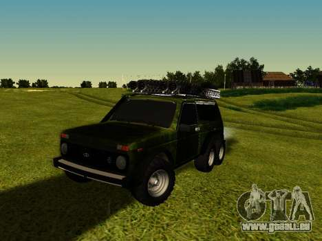VAZ 212140 Hunter für GTA San Andreas