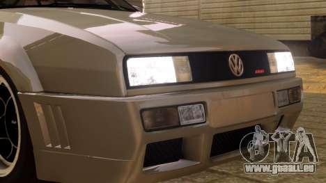 Volkswagen Corrado VR6 1995 pour GTA 4 Vue arrière
