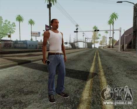 HD-Angriff-Granate für GTA San Andreas zweiten Screenshot