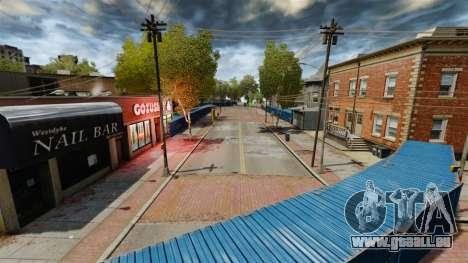 Dérive autour de la ville pour GTA 4 quatrième écran