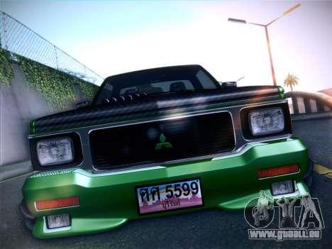 Mitsubishi Cyclone pour GTA San Andreas