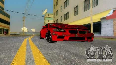 Vice City HD Road GTA Vice City pour la deuxième capture d'écran