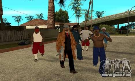 Nigga Collection pour GTA San Andreas deuxième écran
