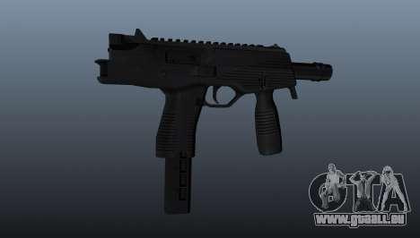 Automatische Pistole TMP für GTA 4 dritte Screenshot
