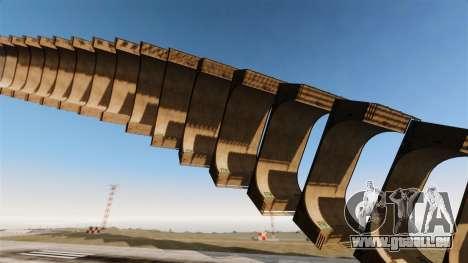 Airport Stunting für GTA 4 Sekunden Bildschirm