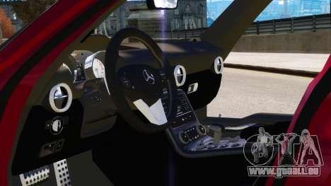 Mercedes Benz SLS AMG 2011 v3.0 [EPM] für GTA 4-Motor