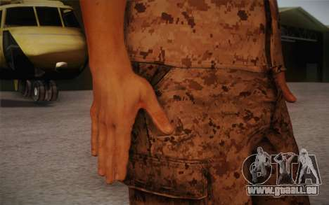 David Montes für GTA San Andreas dritten Screenshot