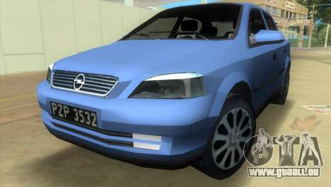 Opel Astra 4door 1.6 TDi Sedan für GTA Vice City