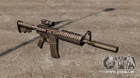 Carabine M4 CAR-15 pour GTA 4