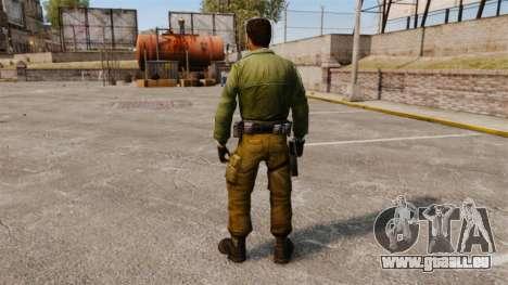 Moyen-Orient terroriste Elite Crew pour GTA 4 troisième écran