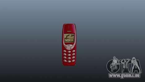 Exploding Nokia 3310 pour GTA 4