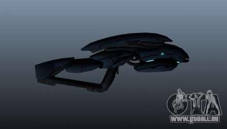 Geth Pulse Rifle für GTA 4 dritte Screenshot