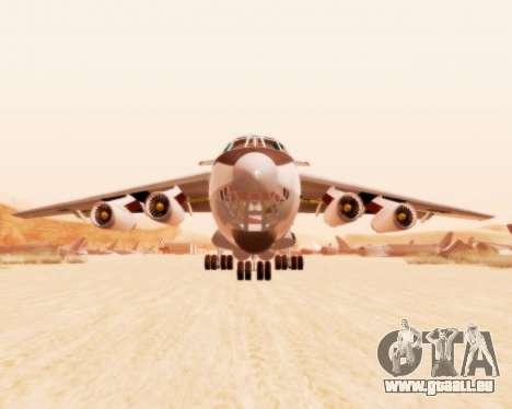 Il-76td v2.0 pour GTA San Andreas
