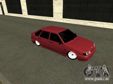 ВАЗ 2114 BPAN pour GTA San Andreas