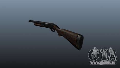 Vorderschaftrepetierflinte Remington 870 für GTA 4 Sekunden Bildschirm