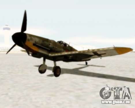 Bf-109 G6 für GTA San Andreas