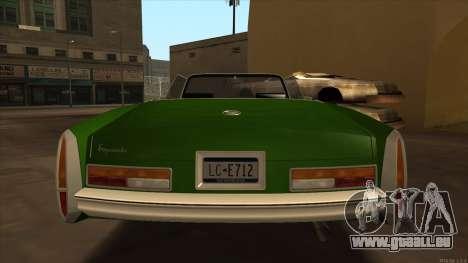 Esperanto HD from GTA 3 pour GTA San Andreas vue de droite