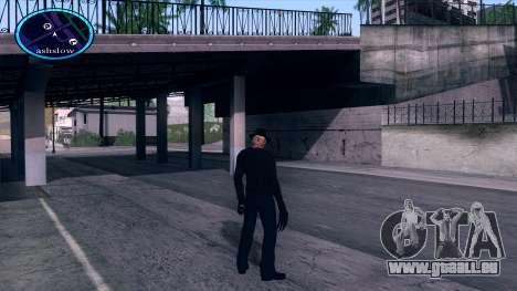 Freddy Krueger für GTA San Andreas dritten Screenshot