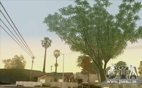 Behind Space Of Realities - Cursed Memories für GTA San Andreas fünften Screenshot