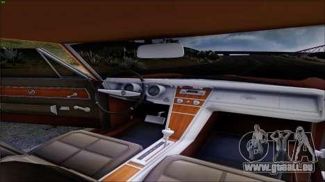Buick Riviera 1963 pour GTA San Andreas vue de côté