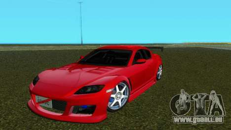 Mazda RX8 Type 1 für GTA Vice City