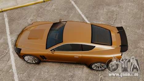 Super GT Ultra für GTA 4 rechte Ansicht