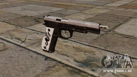 Mise à jour de pistolet CZ75 pour GTA 4