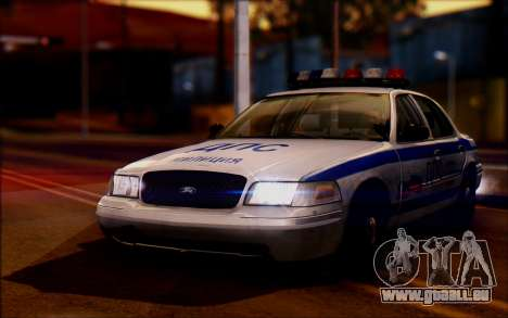 Ford Crown Victoria STR für GTA San Andreas