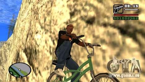 Halbautomatische Pistole für GTA San Andreas