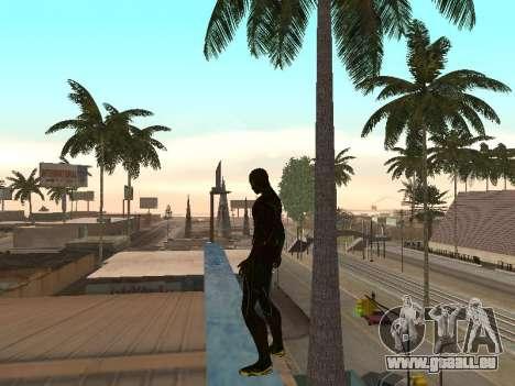 Spider-man pour GTA San Andreas
