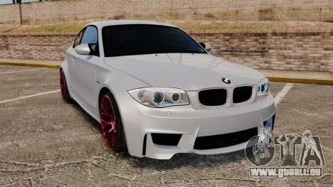 BMW 1 M 2011 pour GTA 4
