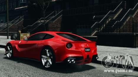 Ferrari F12 Berlinetta 2013 Modified Edition EPM pour GTA 4 est une gauche