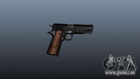 Pistole M1911 für GTA 4 dritte Screenshot