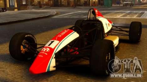 Formula Ford 1600 v1.0 für GTA 4