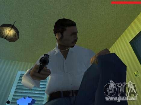 Colt Python pour GTA San Andreas deuxième écran