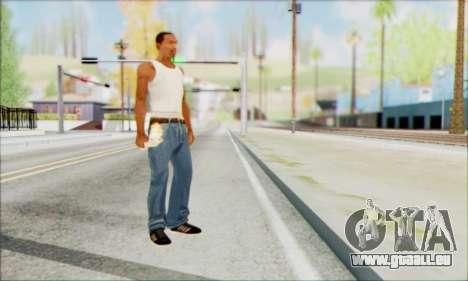 Papier hygiénique pour GTA San Andreas deuxième écran