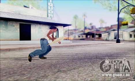 Bataille Ide pour GTA San Andreas troisième écran