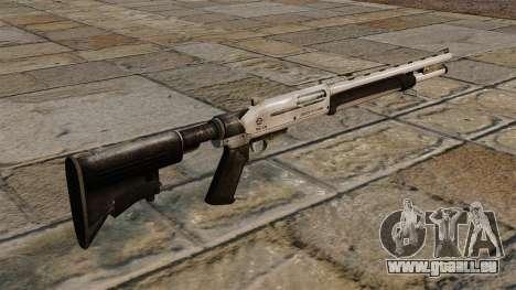 Nouveau fusil de chasse de pompe-action pour GTA 4 secondes d'écran