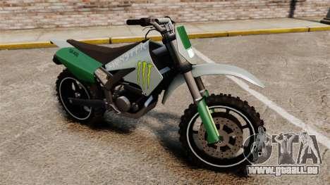 Sanchez Monster Energy für GTA 4