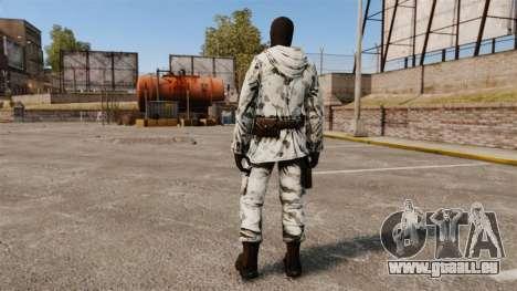 Schwedischer Terrorist Arktis für GTA 4 dritte Screenshot