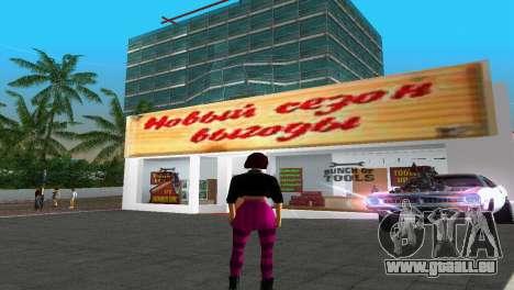 Shop-Werkzeuge für GTA Vice City