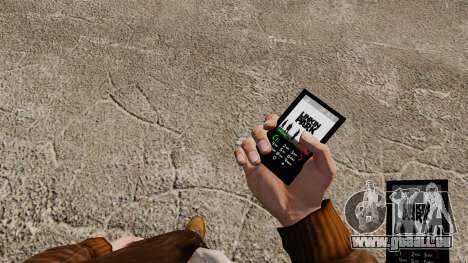 Thème pour votre téléphone Linkin Park pour GTA 4